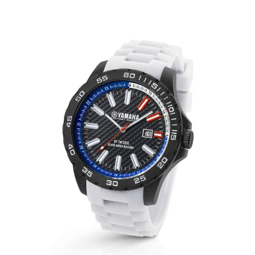 Ρολόι χειρός Yamaha Racing από την TW Steel® White