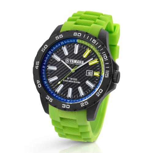 Ρολόι χειρός Yamaha Racing από την TW Steel® Green