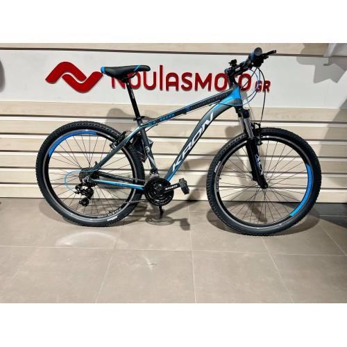 Ποδήλατο Hardtrail KRON XC 100 27.5 46 GREY BLUE