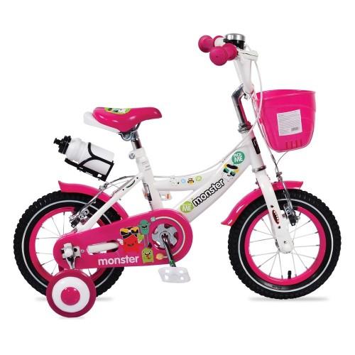 Παιδικό Ποδήλατο 12'' 1281 Pink