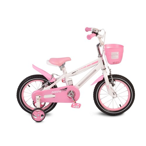 Παιδικό Ποδήλατο 12'' 1290 Pink