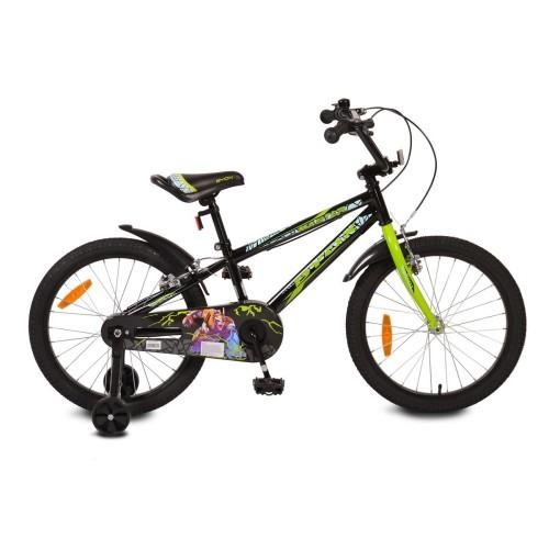 Παιδικό Ποδήλατο Byox 20'' Master Prince Black