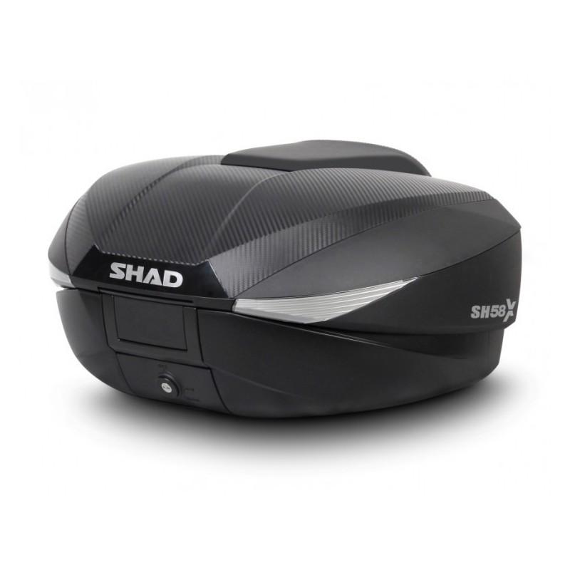 Βαλίτσα SHAD SH58X (58 Λίτρων)
