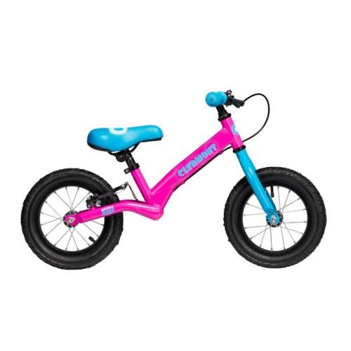 """Παιδικό Ποδήλατο Clermont 120 Balance 12"""" Φουξ"""