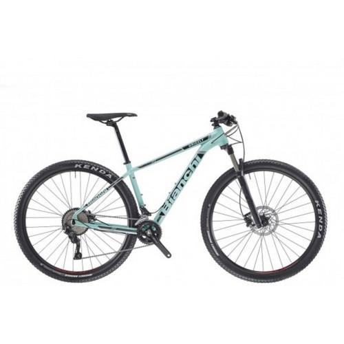 Ποδήλατο Bianchi Grizzly 9.39 141QR Πράσινο