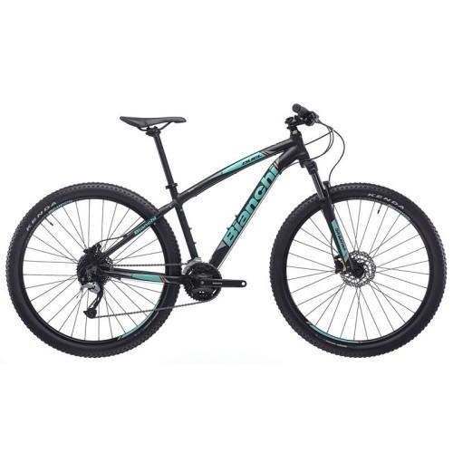 """Ποδήλατο Bianchi Duel 27 Acera 48"""" Black"""