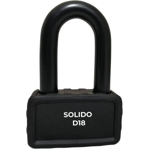 Κλειδαριά Μηχανής Luma Solido D18