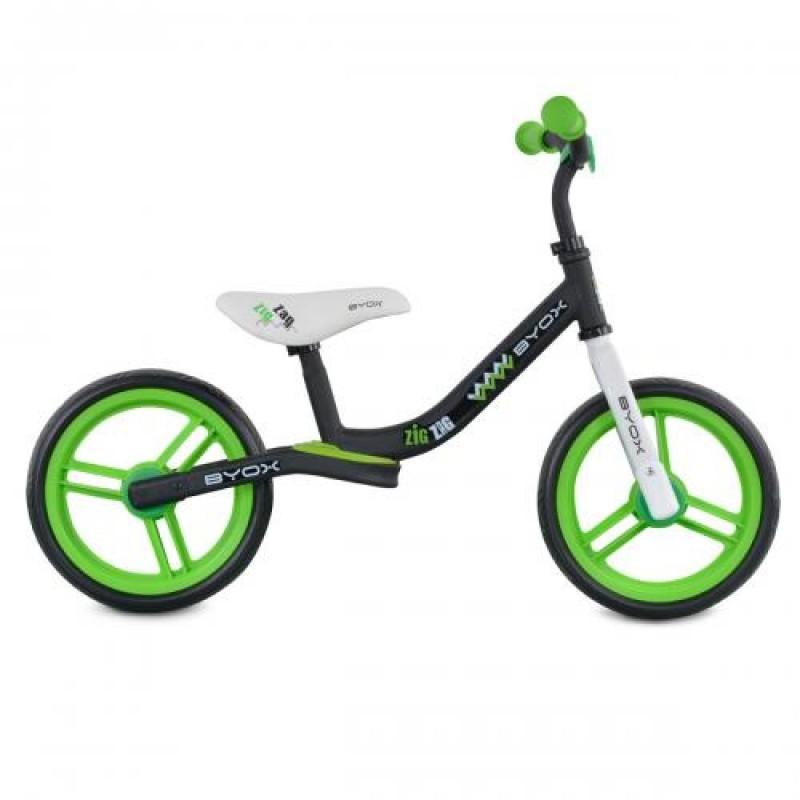 Παιδικό Ποδήλατό Ισορροπίας Byox Zig Zag Green