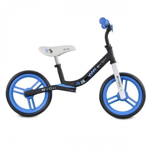 Παιδικό Ποδήλατό Ισορροπίας Byox Zig Zag Cangaroo Blue