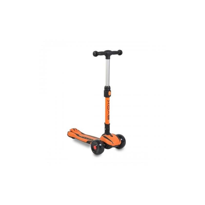 Παιδικό Πατίνι Scooter Τρίτροχο Byox Bumble Orange