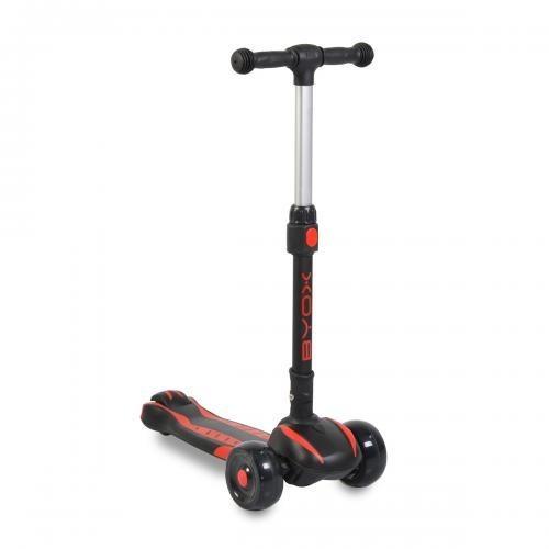 Παιδικό Πατίνι Scooter Τρίτροχο Byox Bumble Black