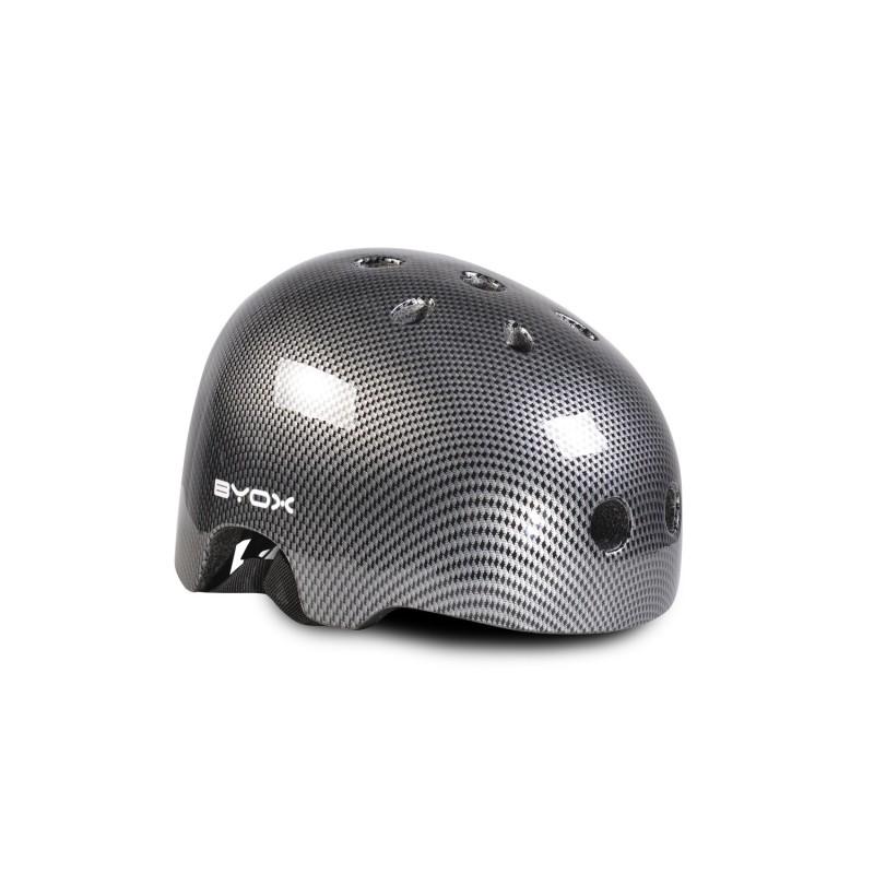 Κράνος Ποδηλάτου-Skate Byox Y09 54-58cm Grey