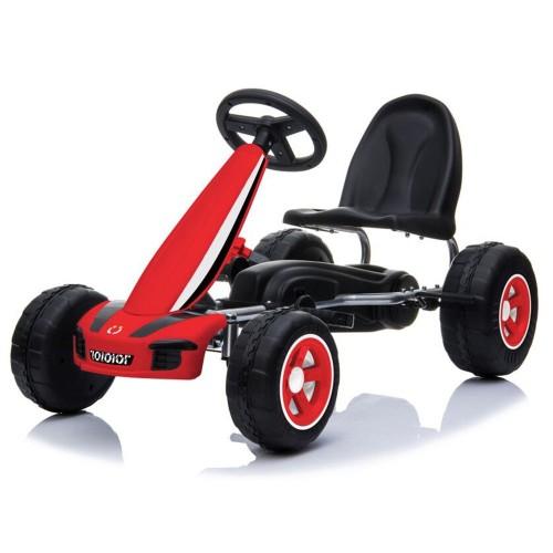 Παιδικό Αυτοκινητάκι με πετάλια Moni Fever B005 Red
