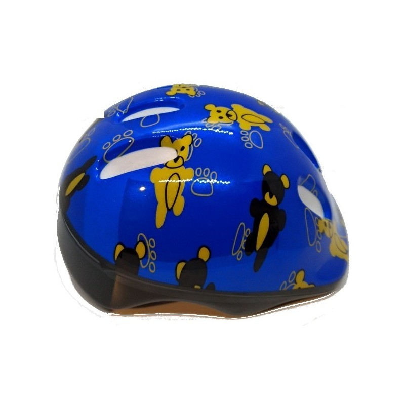 Κράνος Ποδηλάτου PW Blue 52-54cm