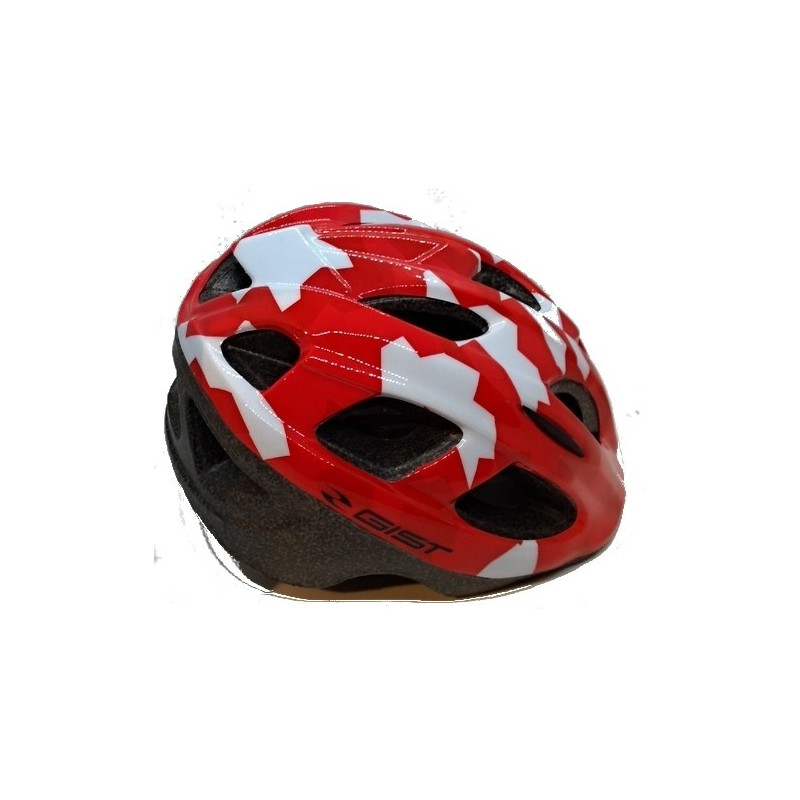 Παιδικό Κράνος Ποδηλάτου Gist ESKY Red 53-55cm