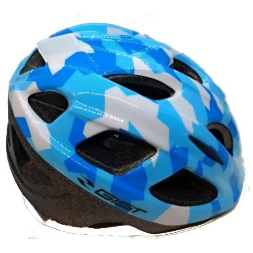Παιδικό Κράνος Ποδηλάτου Gist Esky Blue 53-55cm