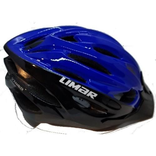 Παιδικό Κράνος Ποδηλάτου Limar Scrambler 52-57cm