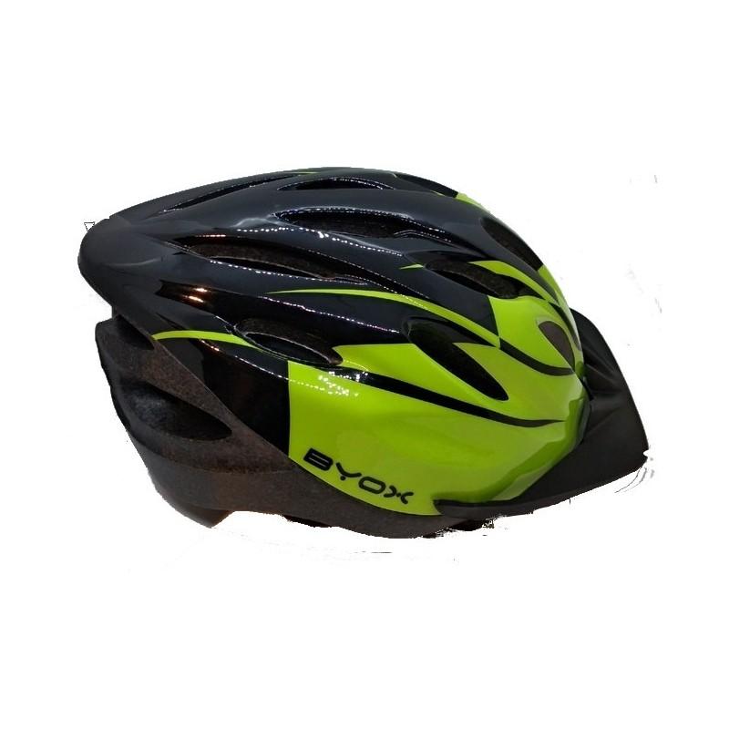 Παιδικό Κράνος Ποδηλάτου Byox Green 58-62m
