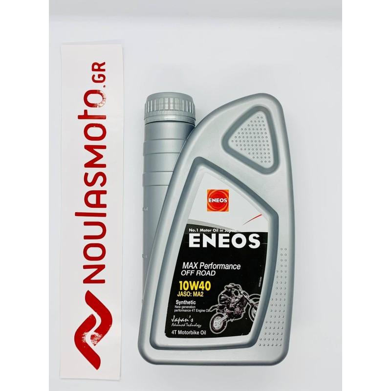 Λάδι Μηχανής ENEOS 4T OFF ROAD 10W-40 ΣΥΝΘΕΤΙΚΟ JASO-MA2 1LT