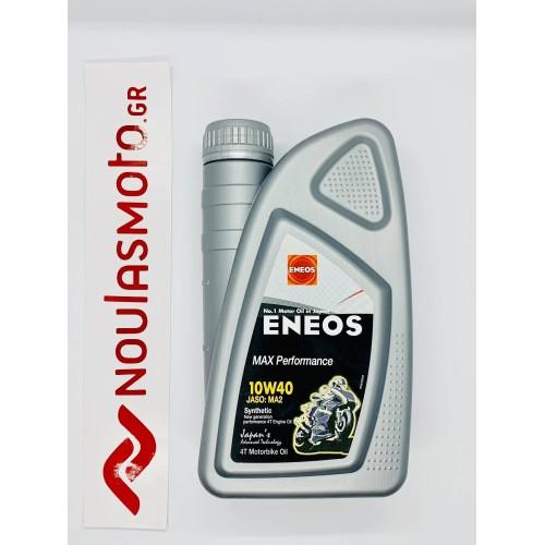 Λάδι Μηχανής ENEOS 4T 10W-40 ΣΥΝΘΕΤΙΚΟ JASO-MA2 1LT