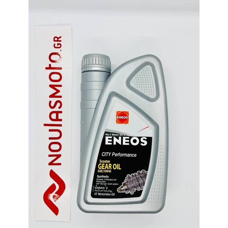 Λάδι Μηχανής ENEOS 4T SCOOTER 10W-40 ΣΥΝΘΕΤΙΚΟ 1LT