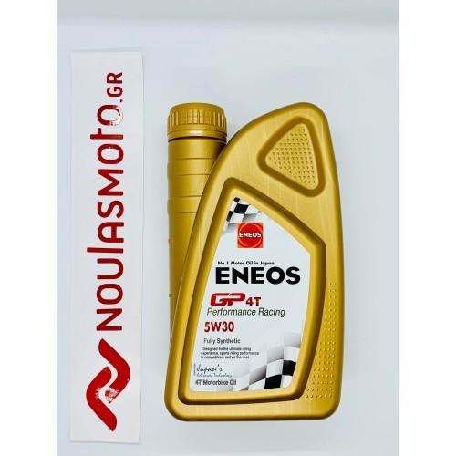 Λάδι Μηχανής ENEOS 4T GP 5W-30 ΣΥΝΘΕΤΙΚΟ 1LT