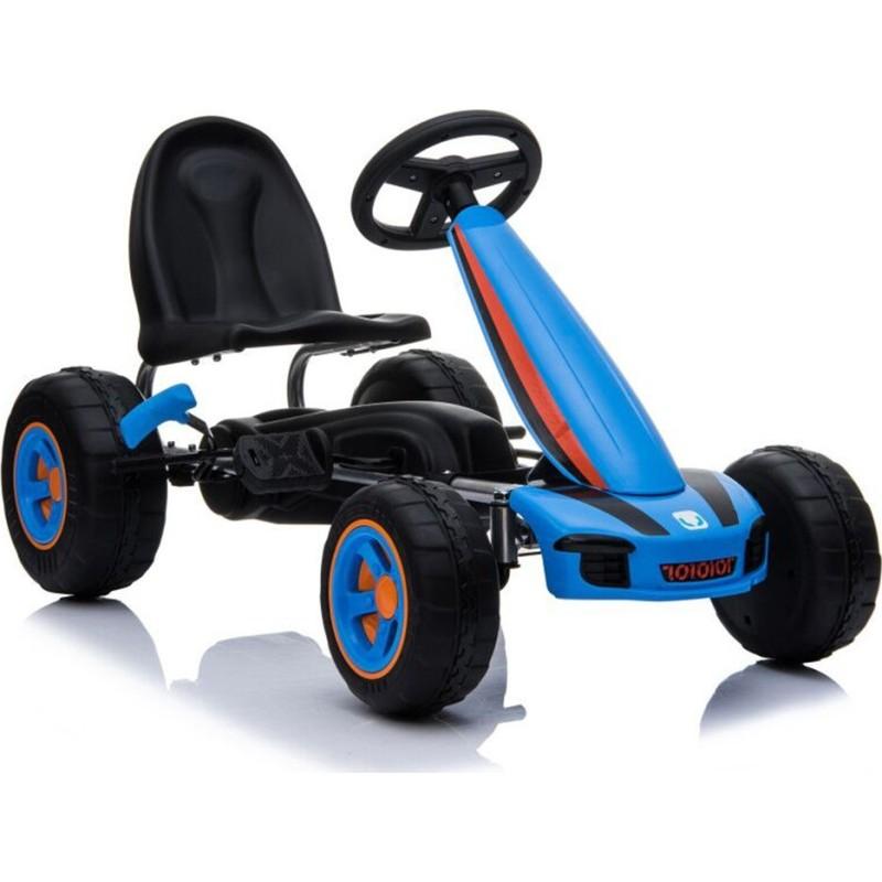 Παιδικό Αυτοκινητάκι με πετάλια Moni Fever B005 BLUE
