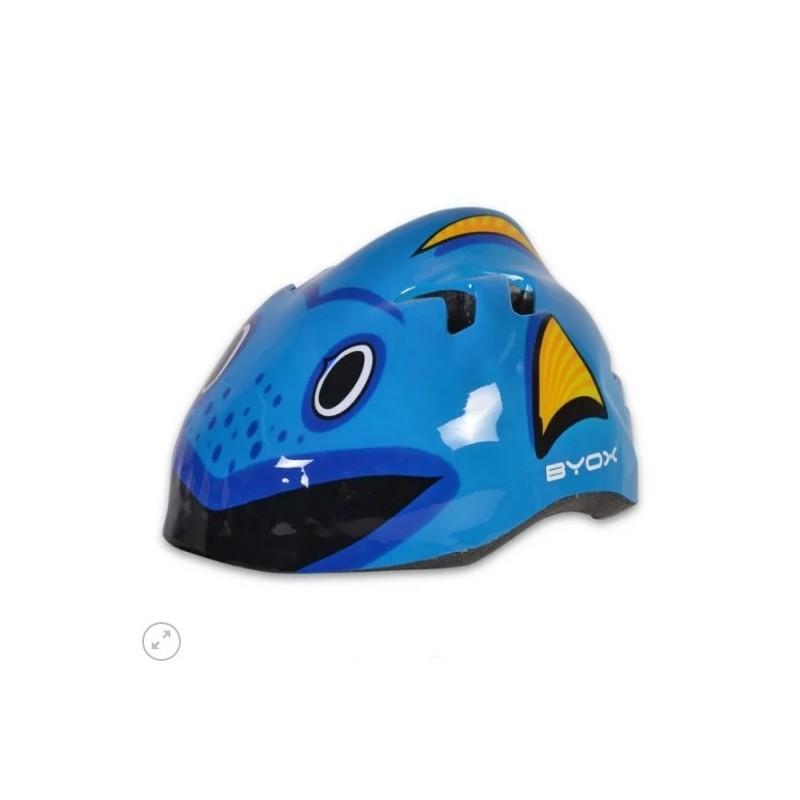 Κράνος Ποδηλάτου-Skate Byox Dory Y17 blue (48-54 cm)