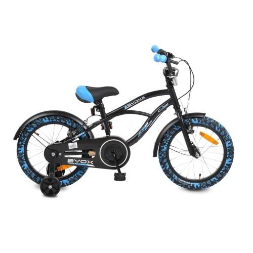 """Παιδικό Ποδήλατο BYOX Cruiser 16"""" Blue"""